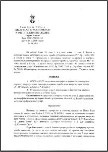 ILFE Novi Sad - Sorte Populus deltoides cl. B-81